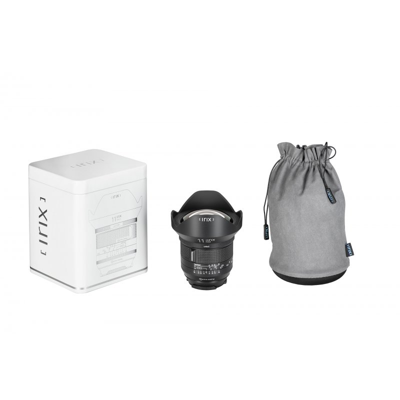 Kit photographie panoramique Irix Firefly Objectif 11 mm f/4.0 Pentax K + rotule