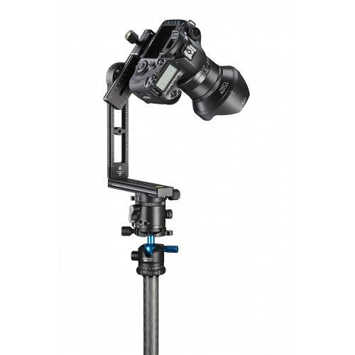 Kit photographie panoramique : objectif Irix Blackstone 15 mm f/2.4 Nikon + tête