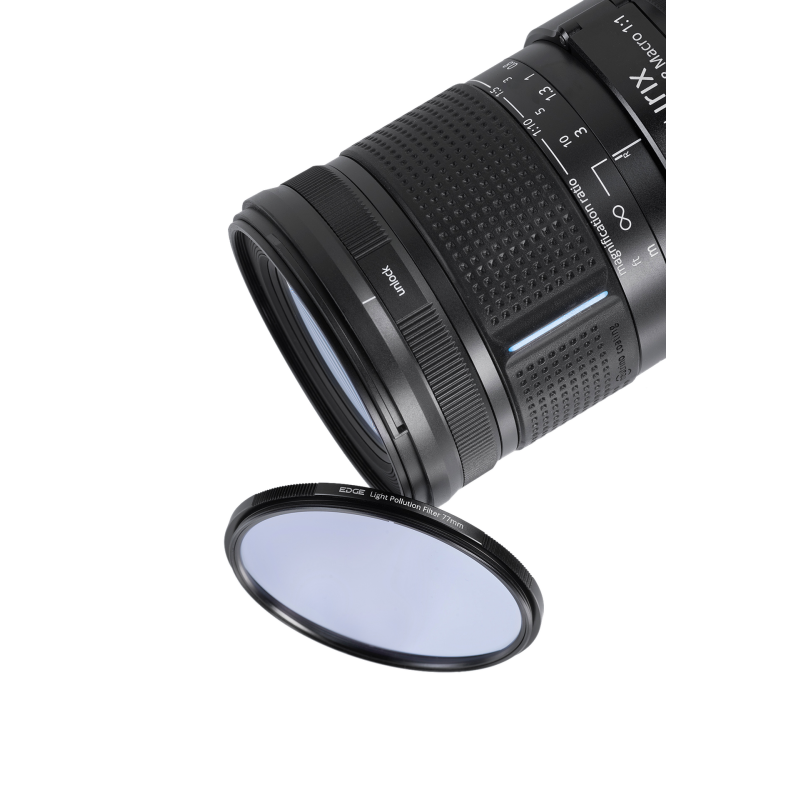 Irix Nightscape kit pour Canon  - Blackstone objectif 15 mm f/2.4 + filtre Irix Edge anti-pollution lumineuse 95 mm