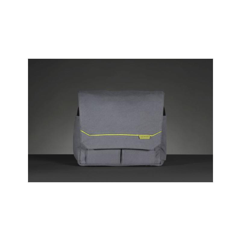 Sacoche photo bandoulière (gris) Genesis Tacit L