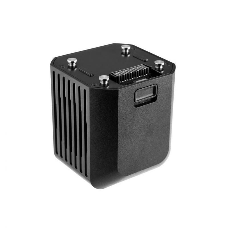 Quadralite Atlas 400 Pro AC Adapter Adaptateur secteur pour flash Atlas 400 Pro TTL