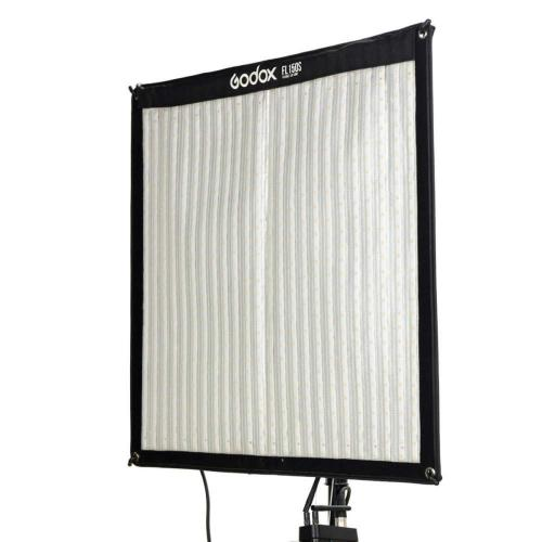 Panneau LED flexible 150 W Godox FL150S 60 x 60 cm
