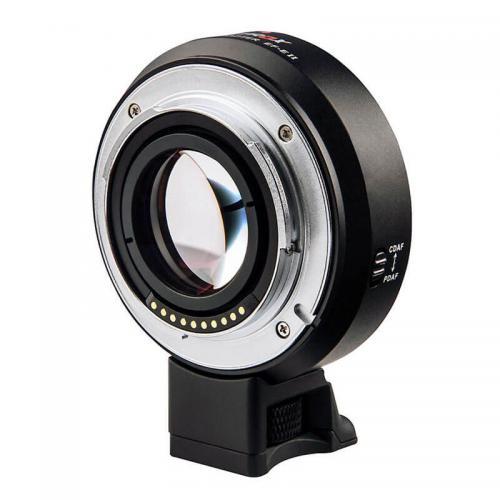 Viltrox 0,71x EF-E II bague adaptatrice Canon EF - Sony FE Autofocus