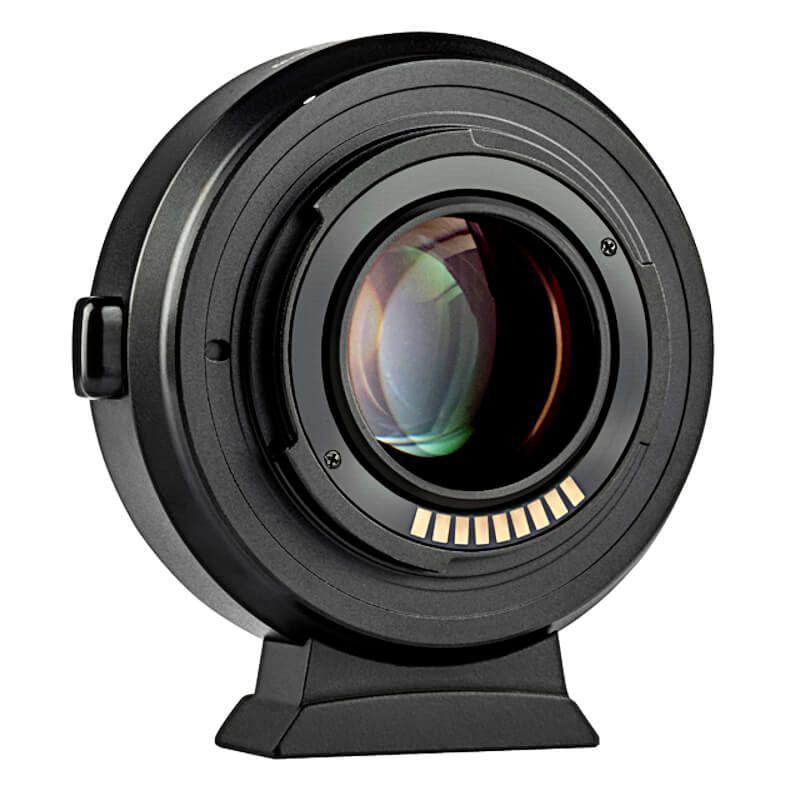 Viltrox 0,71x EF-EOS M2 bague adaptatrice Canon EF - Canon M Autofocus