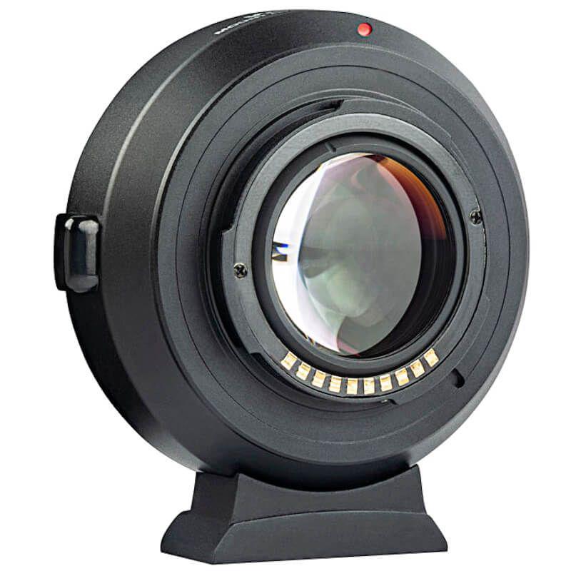 Viltrox 0,71x EF-FX2 bague adaptatrice Canon EF - Fuji X Autofocus