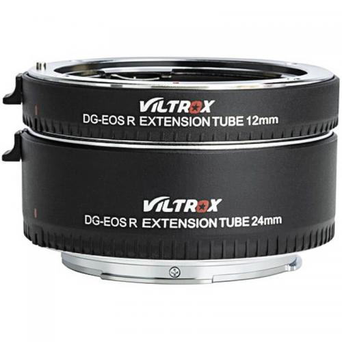 Tubes d'extension pour Canon R Viltrox DG-EOS R 12mm+24mm Autofocus
