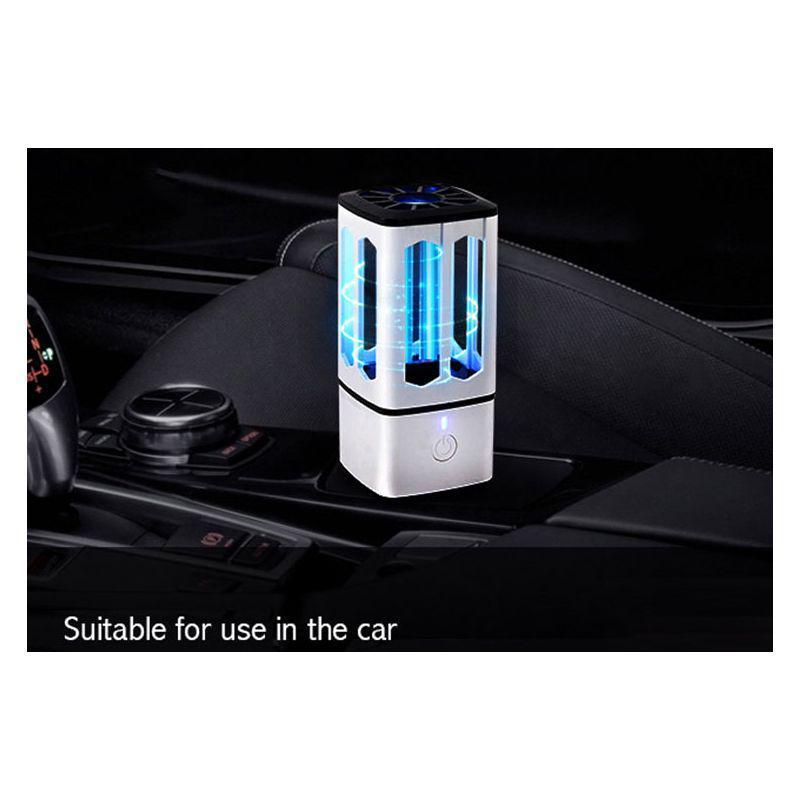 Lampe de stérilisation UV-C portable 3.8 W Delta