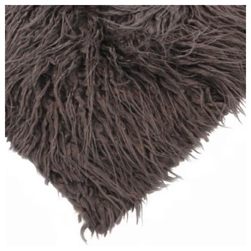 Newborn Fur Nest Grey Dreadlock LGDF15 91x152 cm