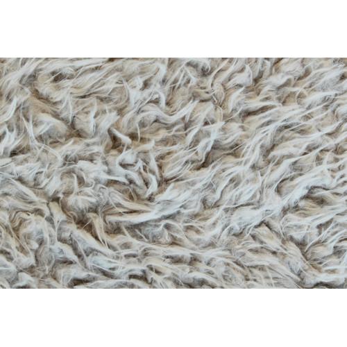 Newborn Fur Nest Grey Lamb SGLF15