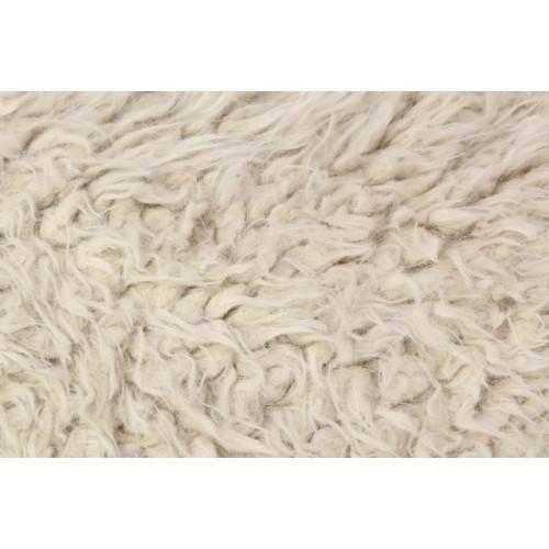 Newborn Fur Nest Off White Lamb SLF