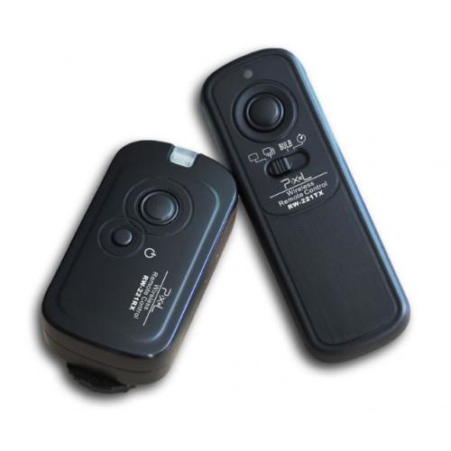 Pixel Oppilas Déclencheur à distance RW-221/DC2 + récepteur pour Nikon