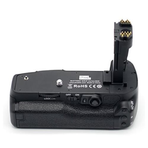 Pixel Grip d'alimentation E20 pour Canon 5D Mark IV