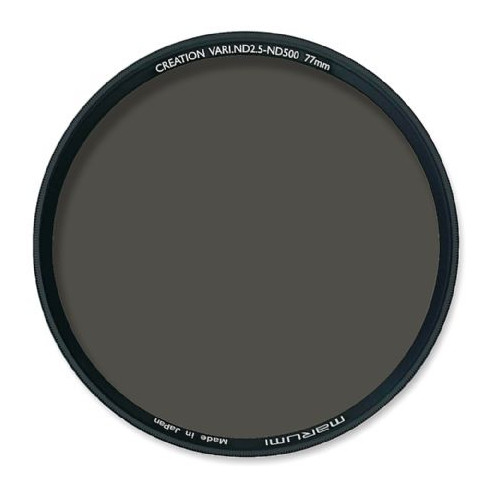 Marumi Grey Variable Filter Creation Vari ND2.5-ND500 67 mm