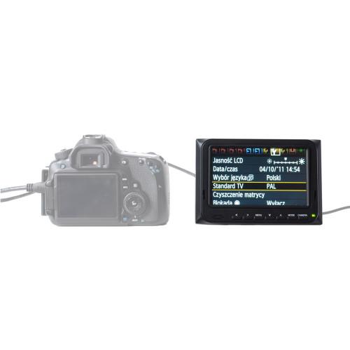 Genesis V-monitor VM-6 HDMI IN 5inches 800*480