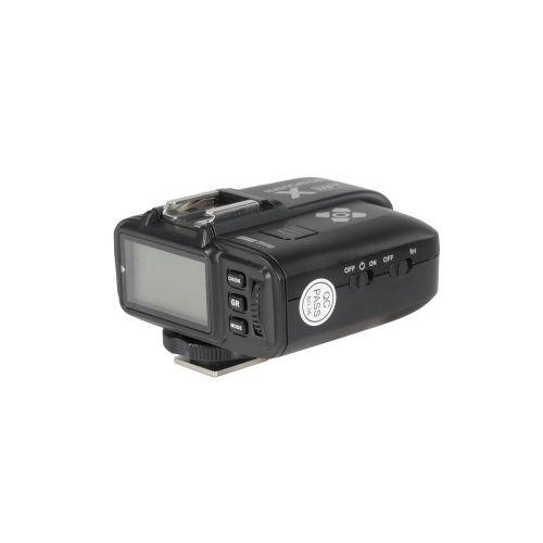 Quadralite Navigator Xt émetteur TTL de Flash pour Olympus/Panasonic Micro 4/3