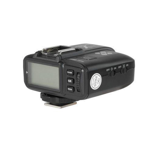 Quadralite Navigator Xt TTL émetteur de flash pour Fujifilm X