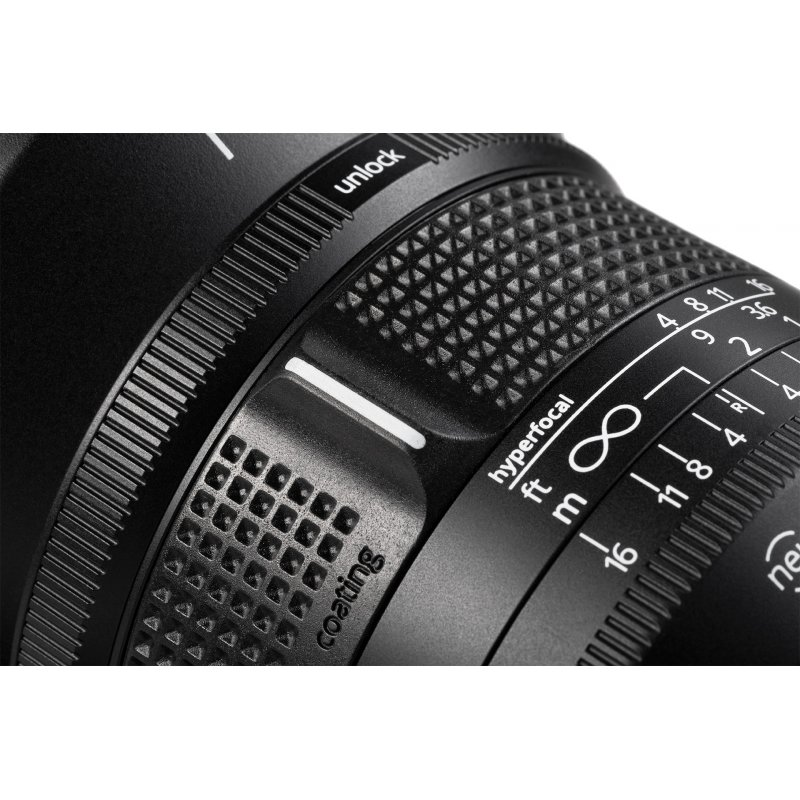 Irix Firefly objectif 11 mm f/4.0 pour Canon EF