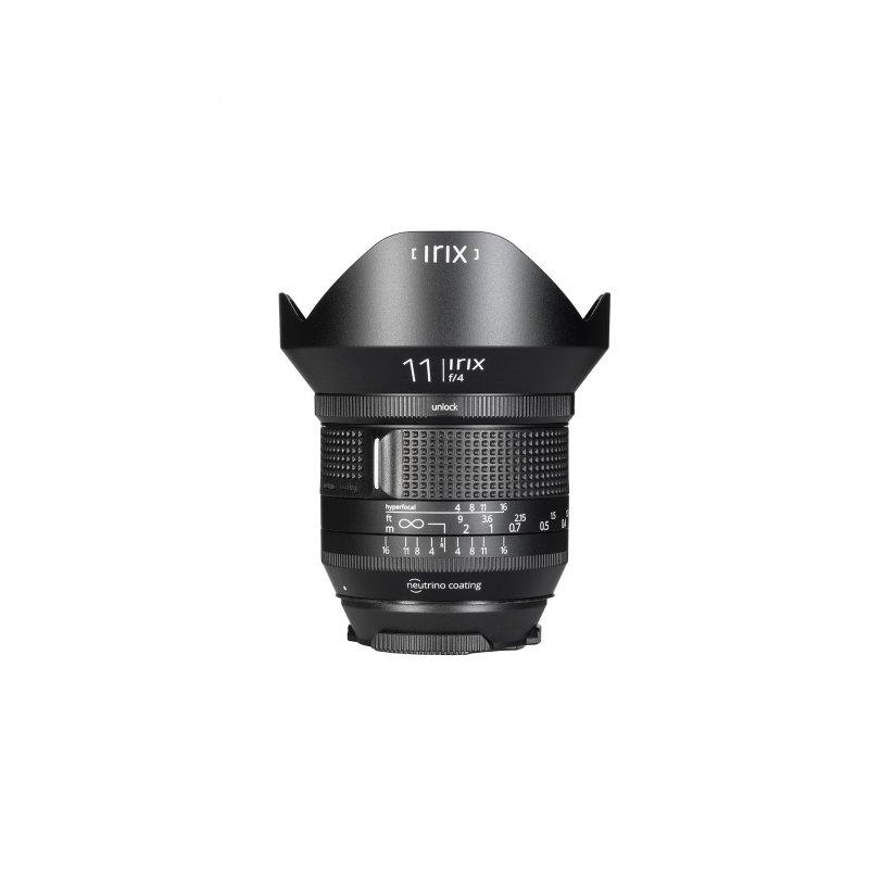 Irix Firefly objectif 11 mm f/4.0 pour Pentax K