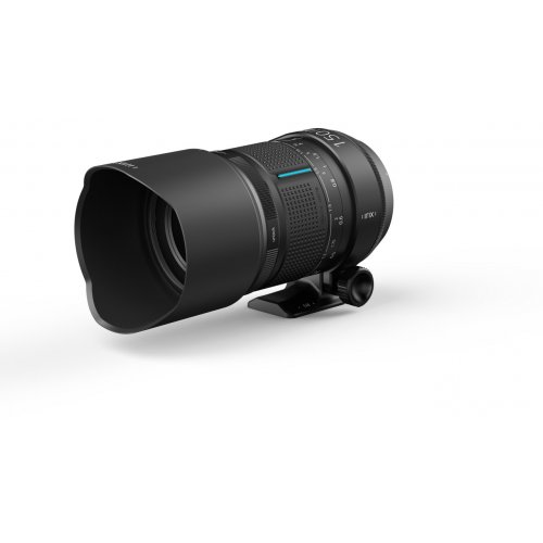Irix Dragonfly objectif macro 150 mm Macro 1:1 f/2,8 pour Nikon F + étui + pare-soleil + bouchons + fixation