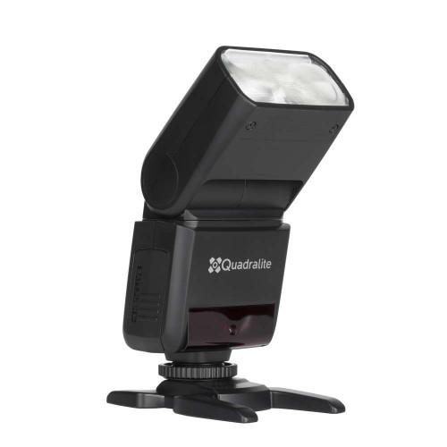 Quadralite Stroboss 36 TTL Flash cobra HSS pour Nikon