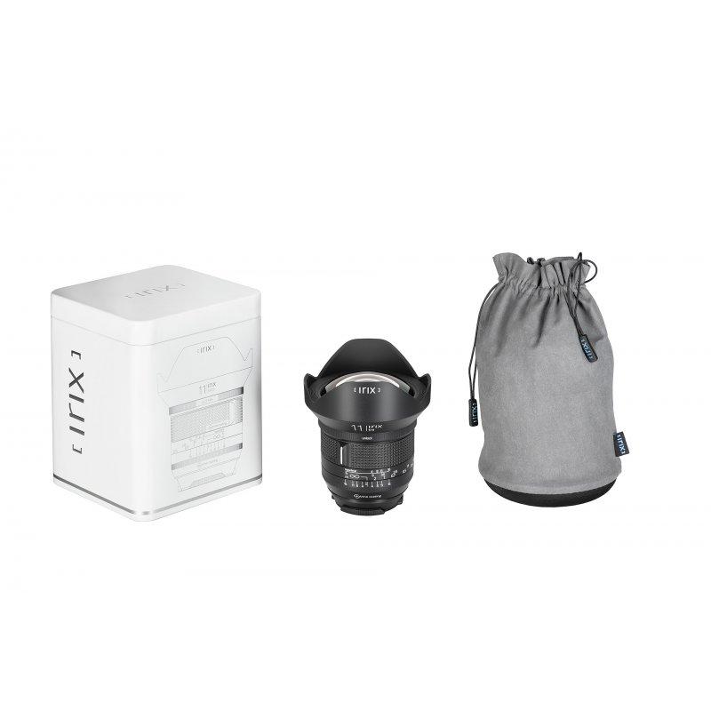 Kit photographie panoramique Irix Firefly Objectif 11 mm f/4.0 Pentax K + rotule