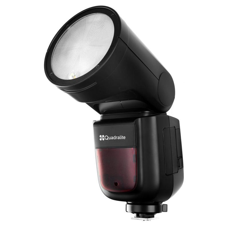 Flash cobra Quadralite Stroboss V1 N pour Nikon
