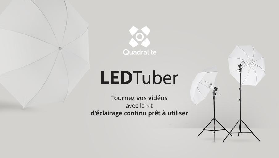 Kit d'éclairage continu LEDTuber